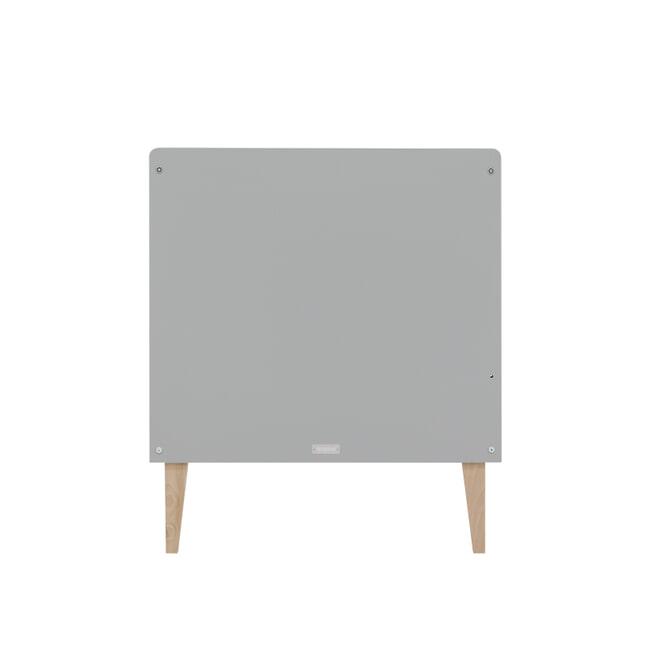 Bopita Meegroeiledikant 'Emma' 70 x 140cm, kleur wit / grijs