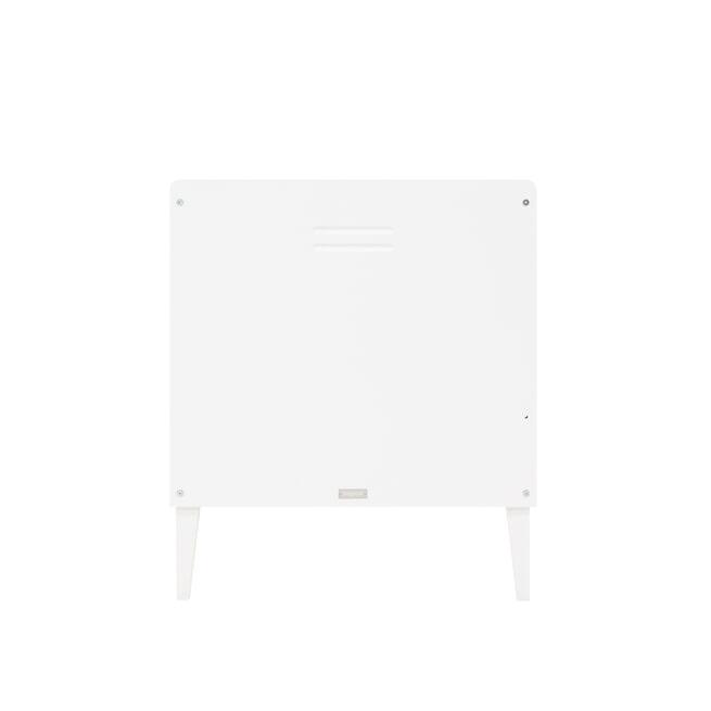 Bopita Meegroeiledikant 'Locker' 70 x 140cm, kleur wit