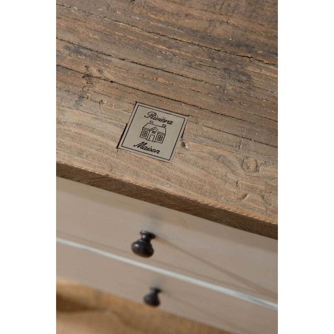 Rivièra Maison Nachtkastje 'Driftwood'