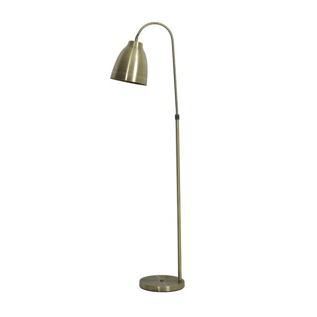 Light & Living Vloerlamp 'Walden', goud