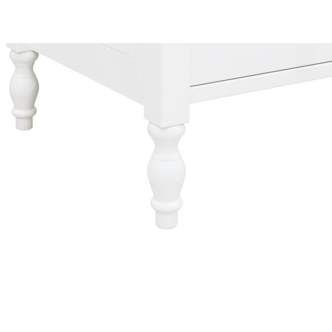 Bopita Commode 'Belle' 107cm, kleur wit
