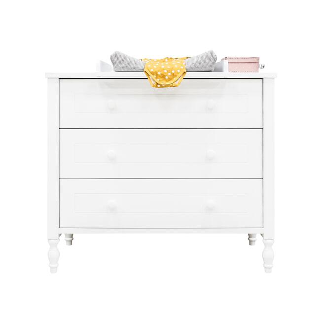 Bopita Barrier 'Belle' kleur wit