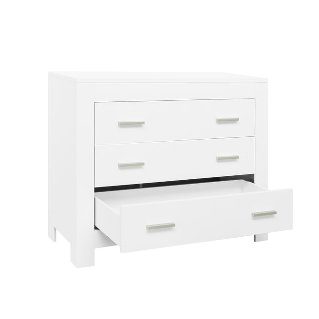 Bopita Commode 'Merel' 115cm, kleur wit
