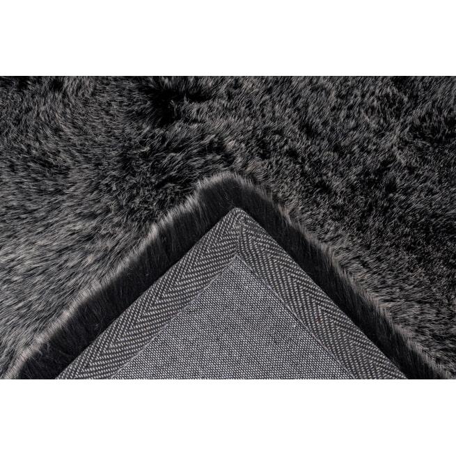 Kayoom Vloerkleed 'Tender 125' kleur Antraciet