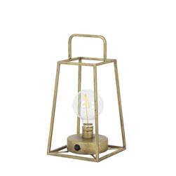 Light & Living Tafellamp 'Fauve' LED, 30cm