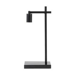 Light & Living Tafellamp 'Corby', mat zwart