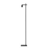 Light & Living Vloerlamp 'Corby', mat zwart