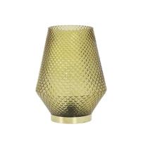 Light & Living Tafellampje 'Tovi' LED op batterijen, oker geel, kleur Okergeel