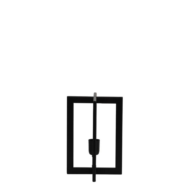 Light & Living Tafellamp 'Mace' kleur Mat Zwart