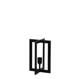 Light & Living Tafellamp 'Mace', mat zwart