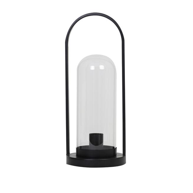 Light & Living Tafellamp 'Amato', mat zwart