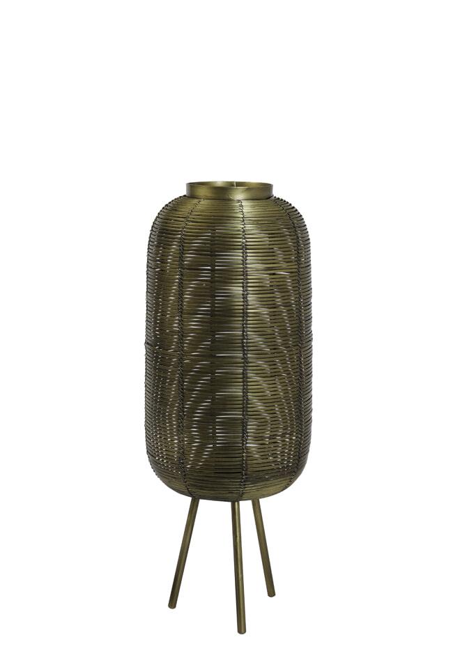 Light & Living Tafellamp 'Tomek' 55cm, kleur Antiek Brons