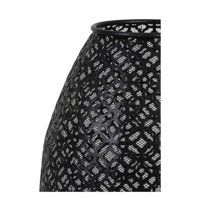 Light & Living Tafellamp 'Selna' kleur Mat Zwart