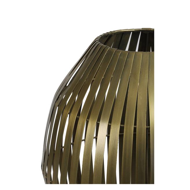 Light & Living Tafellamp 'Kyomi', antiek brons