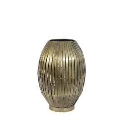 Light & Living Tafellamp 'Kyomi' 38cm, kleur Antiek Brons