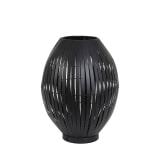 Light & Living Tafellamp 'Kyomi' 55cm, kleur Mat Zwart