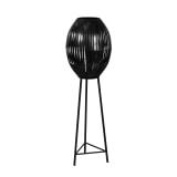 Light & Living Vloerlamp 'Kyomi' kleur Mat Zwart