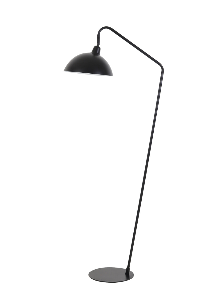 vtwonen Vloerlamp 'Orion', mat zwart