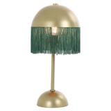 Light & Living Tafellamp 'Oiva' 43cm, groen