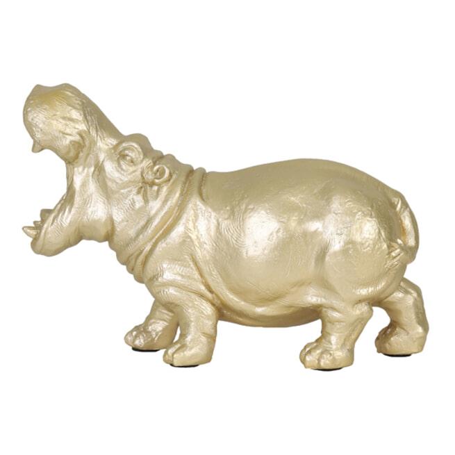 Light & Living Tafellamp 'Hippo' 17.5cm