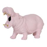 Light & Living Tafellamp 'Hippo' 17.5cm, kleur Mat Roze