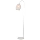 Light & Living Vloerlamp 'Meya' kleur Mat Wit