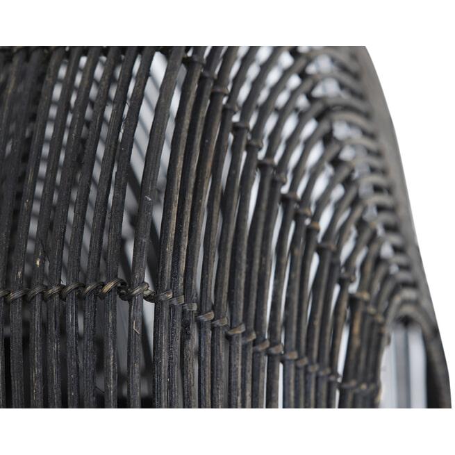 Light & Living Wandlamp 'Mataka', rotan donker bruin