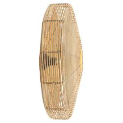 Light & Living Wandlamp 'Mataka' 60 cm, rotan naturel