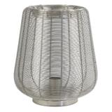 Light & Living Tafellamp 'Adeta' 29cm, nikkel