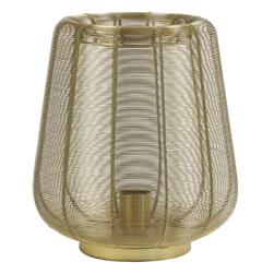 Light & Living Tafellamp 'Adeta' 29cm, goud