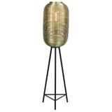 Light & Living Vloerlamp 'Tomek' 136cm, kleur Antiek Brons