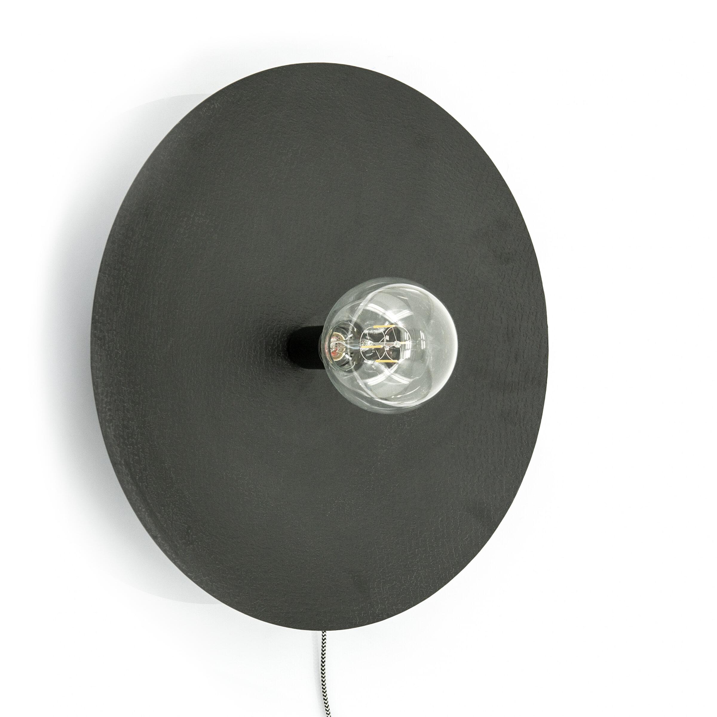 By-Boo Wandlamp 'Horus' Groot, kleur Zwart Verlichting   Wandlampen vergelijken doe je het voordeligst hier bij Meubelpartner