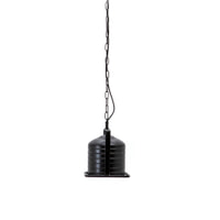 By-Boo Hanglamp 'Minack' kleur zwart