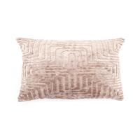 By-Boo Kussen 'Madam' 35 x 55cm, kleur Roze