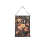 By-Boo Wandposter 'Miyagi Flowers' maat Small
