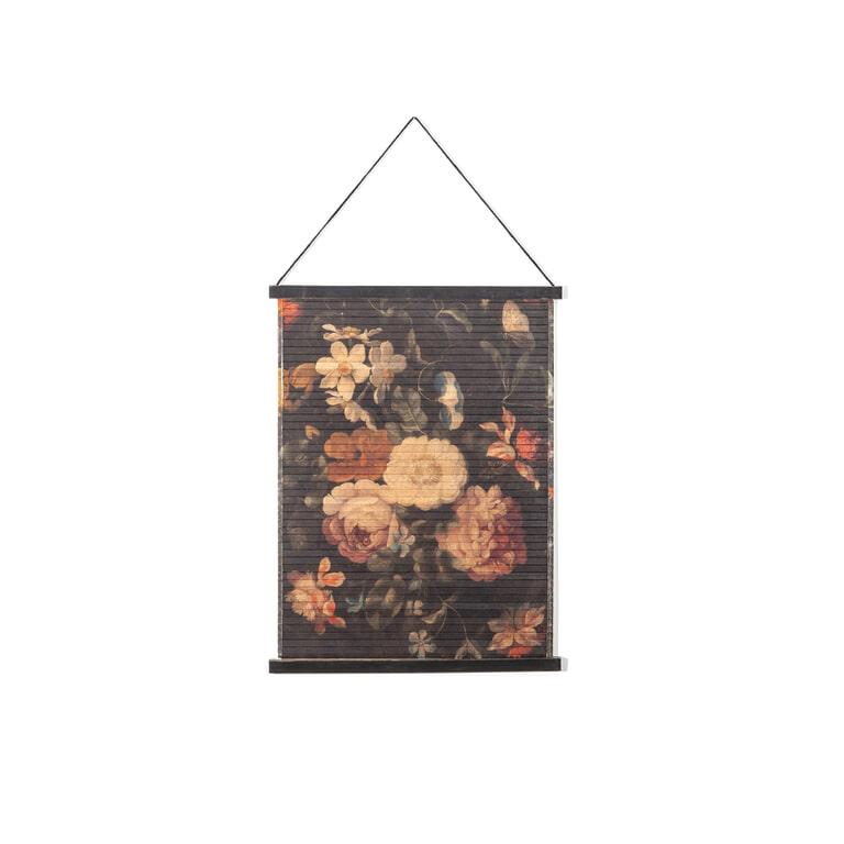 By-Boo Wandposter 'Miyagi Flowers'