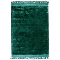 By-Boo Vloerkleed 'Peshi' kleur groen
