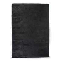 By-Boo Vloerkleed 'Madam' 160 x 230cm, kleur Zwart