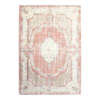By-Boo Vloerkleed 'Mila' 200 x 290cm, kleur rood