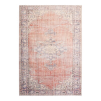 By-Boo Vloerkleed 'Blush' 160 x 230 cm, kleur rood