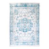 By-Boo Vloerkleed 'Alix' 160 x 230cm, kleur Blauw