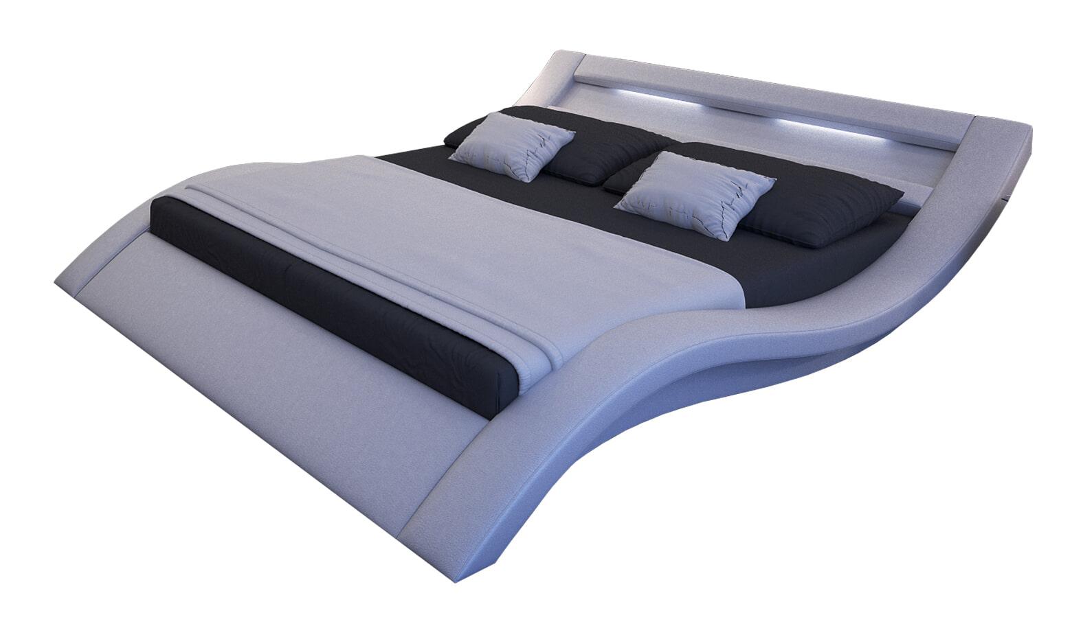 Artistiq Bed 'Sabrina' 180 x 200cm, kleur Wit