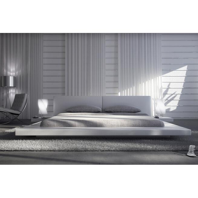 Artistiq Bed 'Jonathon' 180 x 200cm, kleur Wit