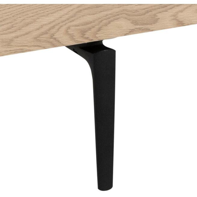 Bendt TV-meubel 'Carli' 200cm, kleur Eiken