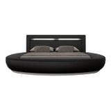 Artistiq Bed 'Rossano' 180 x 200cm, kleur Zwart