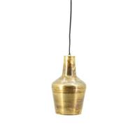 By-Boo Hanglamp 'Wattson' Ø17cm, kleur Goud