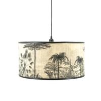 By-Boo Hanglamp 'Morita' Bamboe, Ø50cm