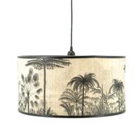 By-Boo Hanglamp 'Morita' Bamboe, Ø60cm