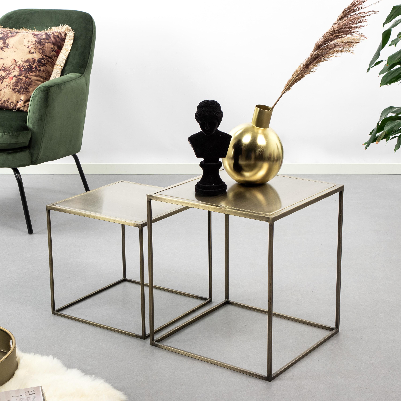 Op SlaapkamerComfort: Alles voor slapen is alles over meubelen te vinden: waaronder meubelpartner en specifiek BePureHome Bijzettafel Set van 2 stuks (BePureHome-Bijzettafel-Set-van-2-stuks20870)