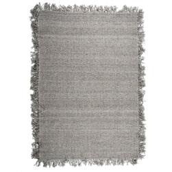 By-Boo Vloerkleed 'Woolie' kleur Taupe